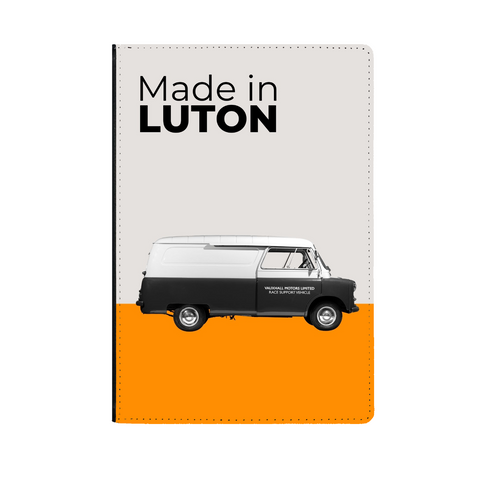 1968 Bedford CA - A5 Notebook