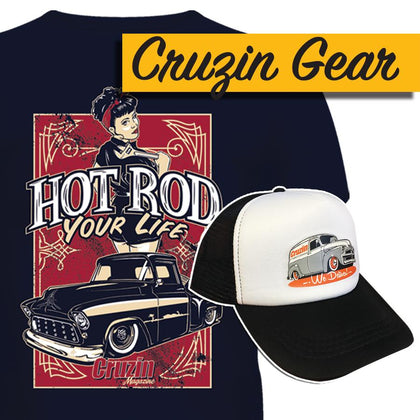 Cruzin Apparel & Merchandise