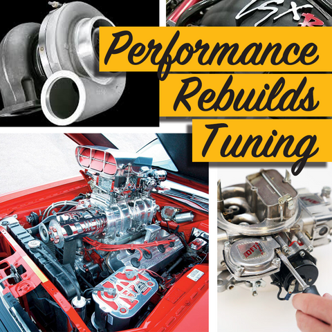 TECH - Engines, Performance & Tuning