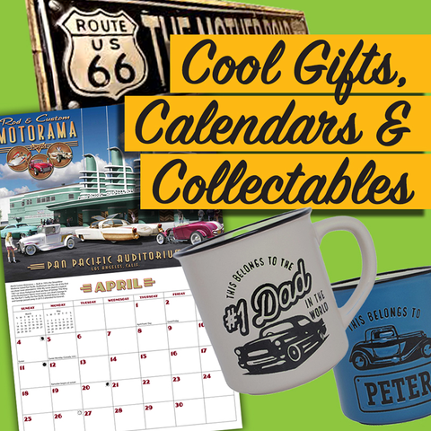 Cool Gifts, Calendars & Collectables