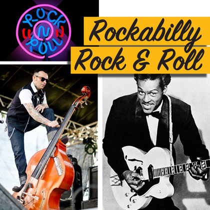 Rock & Roll and Rockabilly Music
