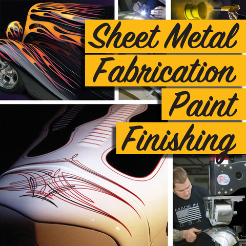 TECH - Body, Paint & Fabrication