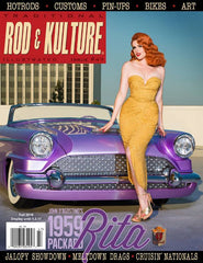 Traditional Rod and Kulture Illustrated Magazine #47
