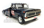 ACME 1970 FORD F350 FO-MO-CO RAMP TRUCK 1:18