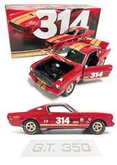 ACME #314 1966 Shelby GT350H Rent-a-Racer 1:18