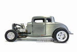 ACME 'Hammered Steel' 1932 Ford 5W Coupe 1:18