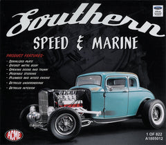 ACME Southern Speed & Marine 1932 Ford 5W Coupe 1:18
