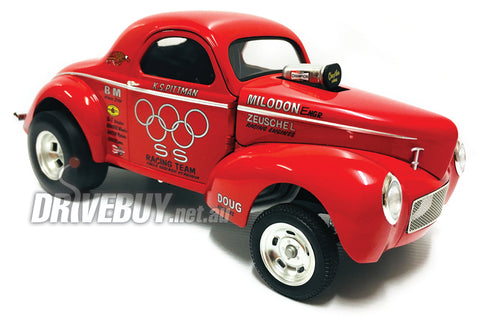 ACME S&S Racing Team 1941 Willys Coupe 1:18