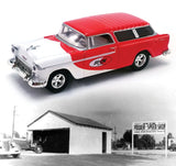 1955 1:64 SO-CAL SPEED SHOP CHEVY NOMAD