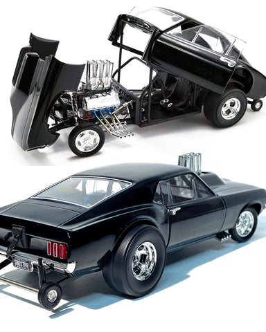 GMP SHOW STOPPER 1969 FORD MUSTANG GASSER 1/18
