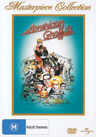 American Graffiti (1973) DVD