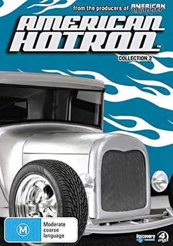 American Hot Rod Collection 2 Multi Disc Set