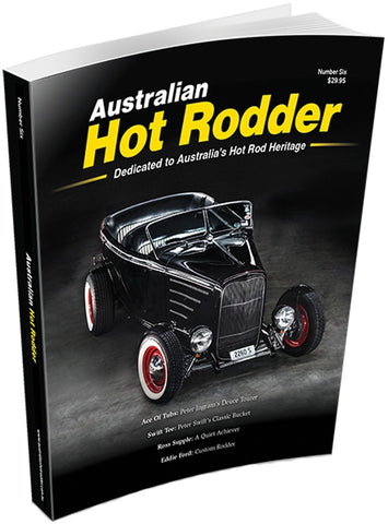 Australian Hot Rodder #6