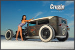 CRUZIN MAGAZINE #240 / SWEET PATINA #2
