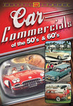 Car Commercials of the 50s and 60s DVD