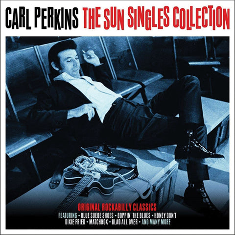 CARL PERKINS: THE ROCKABILLY YEARS TWIN CD SET