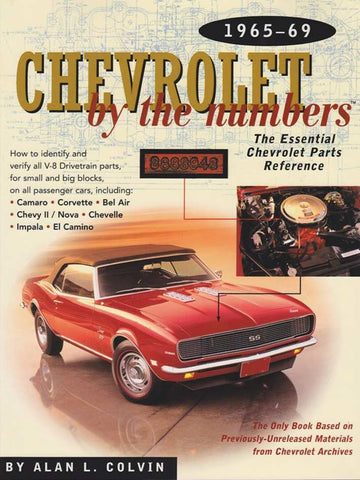 Chevrolet by the Numbers 1965-1969
