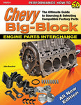 Chevy Big Block Engine Parts Interchange