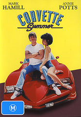 Corvette Summer DVD