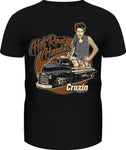 CRUZIN TEE - HOT ROD HAULER