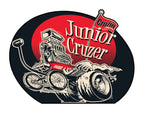 Cruzin Sticker - Junior Cruzer
