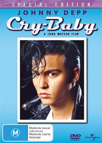 CRY-BABY DVD (1990)