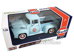 1955/56 GULF FORD F-100 PICKUP 1/24 SCALE