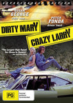 Dirty Mary Crazy Larry (1974) DVD