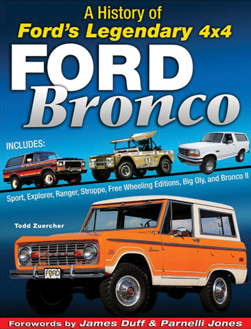 Ford Bronco: A History of Ford's Legendary 4x4