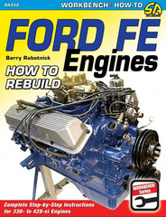 Ford FE Engines: How to Rebuild
