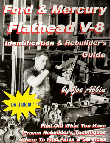 Ford & Mercury Flathead V-8 Identification & Rebuilder's Guide