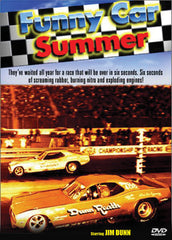 Funny Car Summer DVD