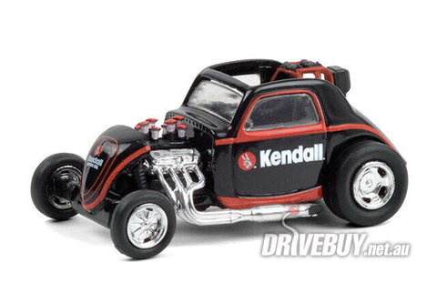 GREENLIGHT KENDALL OILS FIAT TOPOLINO 1/64