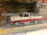 GREENLIGHT 1972 FORD F100 AND 1920 INDIAN SCOUT 1/64