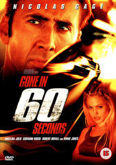 Gone in 60 Seconds (2000) DVD