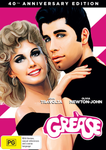 Grease 40th Anniversary Edition DVD