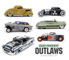 Max Grundy Outlaws; Maisto Design 1:64 Set