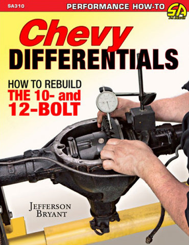 Chevy Differentials: H/T Rebuild the 10-Bolt and 12-Bolt