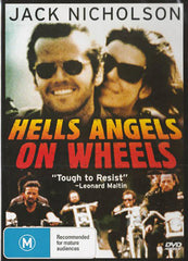 Hells Angels on Wheels DVD