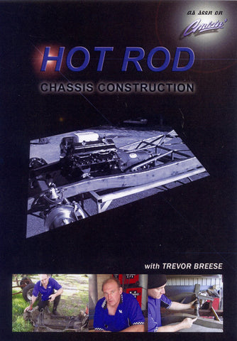 Hot Rod Chassis Construction DVD