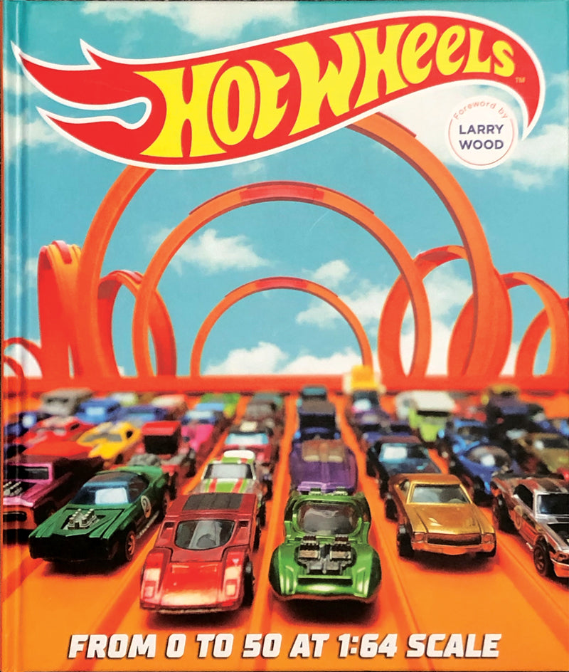 hot wheels from 0 to 50 at 164 scale