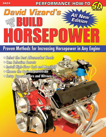 David Vizard's How to Build Horsepower