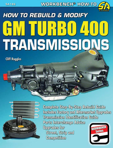 How to Rebuild and Modify GM (Chevy) Turbo 400 Transmissions