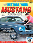 How to Restore Your Ford Mustang 1964 1/2-1973