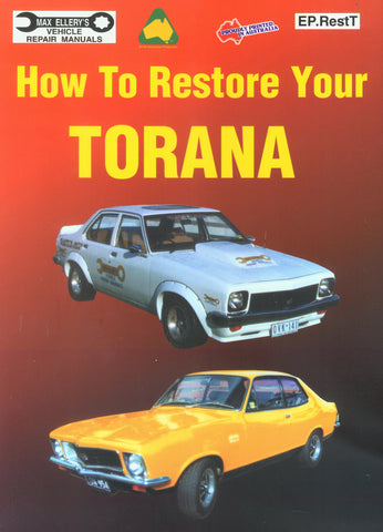 How To Restore Your Holden Torana