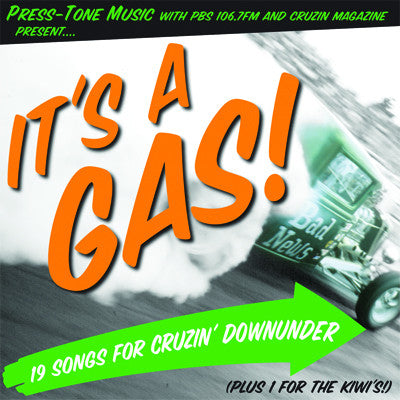 It's a Gas! CD