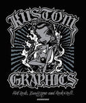 Kustom Graphics – Hot Rods, Burlesque and Rock and Roll