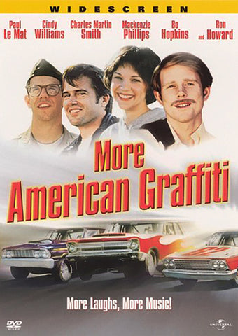 More American Graffiti (1979) DVD