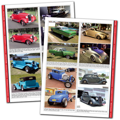 Cruzin Classified QUARTER PAGE