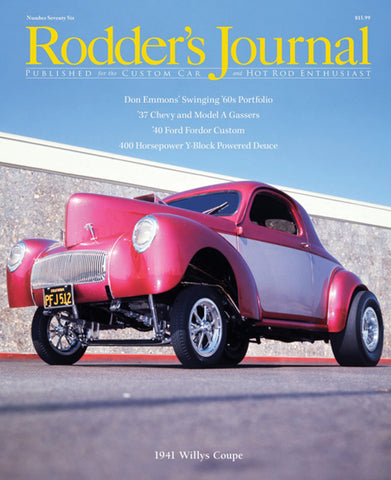 Rodders Journal #76